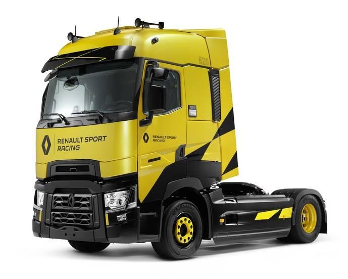 T High Renault Sport Racing, nueva serie limitada de Renault Trucks