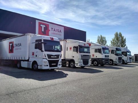 Taisa Logistics aumenta un 5% su facturación gracias a su cartera de clientes