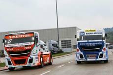 Iveco dobla su presencia en el European Truck Race 2017