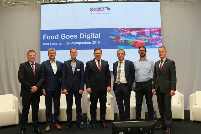 Empresas debaten sobre el transporte frigorífico en Vreden