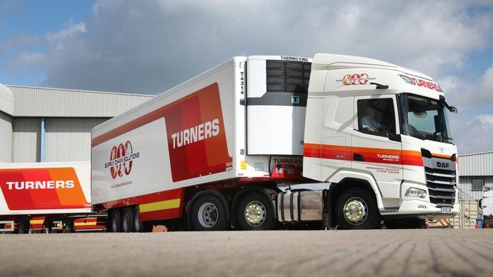 Turners confía en Thermo King para ahorrar combustible