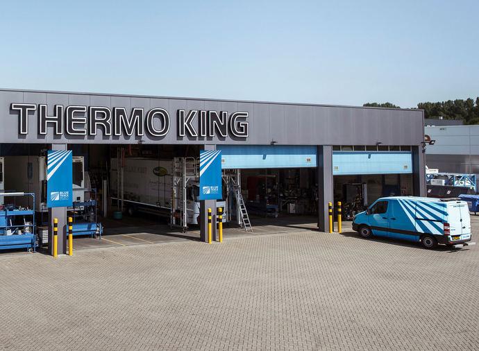 Thermo King concede a primeros concesionarios la Blue Track Select