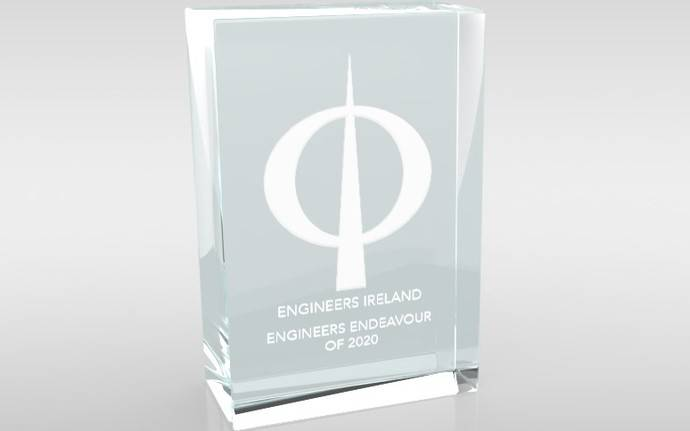 Advancer de Thermo King, premio 2020 de Engineers Ireland