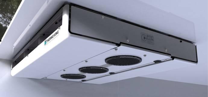 Evaporador plano Spectrum S4.2 para equipos frigoríficos Thermo King