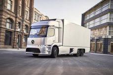 Mercedes Benz premiado por su sostenibilidad