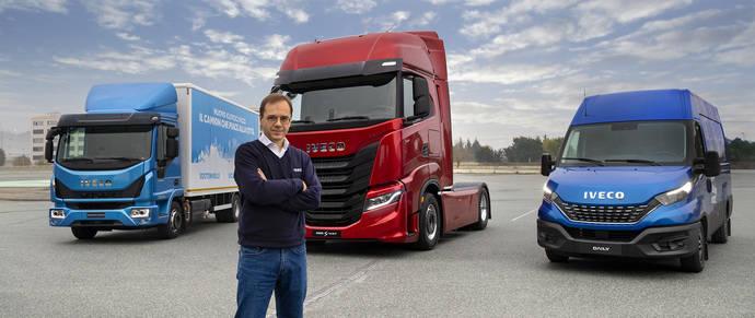 Iveco anuncia el nombramiento de Thomas Hilse como nuevo Presidente de la marca italiana