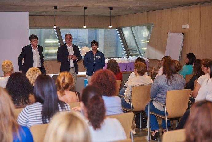 'II Encuentro de Mujeres en el Transporte'