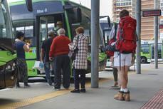 Titsa aumenta su cifra de viajeros en 2016 un 3,3 %, para total de 33.740.569