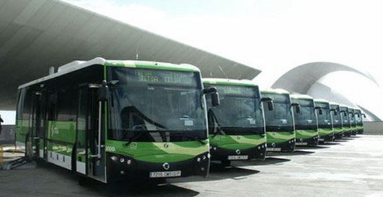 Titsa refuerza el próximo día 2 de febrero los servicios habituales con Candelaria