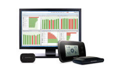 TomTom PRO 2020 combina cuatro funciones esenciales en una sola unidad.