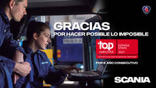 Scania, Top Employer por sexto año consecutivo