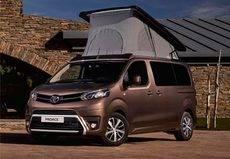Toyota lanza en España la nueva Proace Verso Camper
