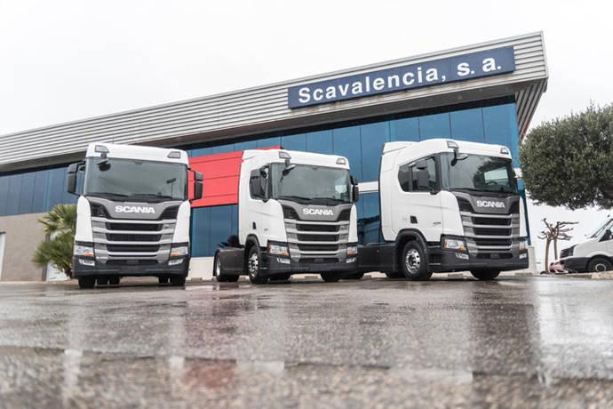 Scania pone en marcha la primera iniciativa de platooning en España con la empresa Acotral