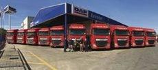 Translimus adquiere 10 cabezas tractoras DAF XF 510 SC Euro 6