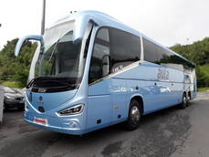 Transportes Aula S.L., incorpora una unidad Scania K450EB 6X2*4