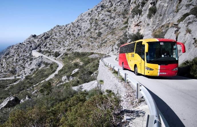 GMV proporciona un sistema de billetaje al Consorcio de Transportes de Mallorca