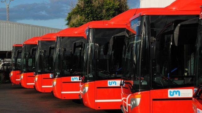 El transporte público es uno de los grandes objetivos de Murcia para 2019