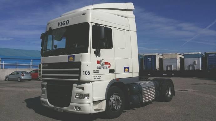 Astre reduce sus emisiones de CO2 gracias a los nuevos vehículos Dual-Fuel de Transportes Busto