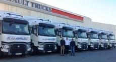 Transportes La Espada incorpora 32 Renault Trucks T