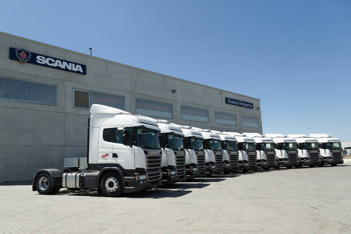 Transleyca confía en Scania