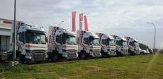Transromán incorpora a su flota 6 Renault Trucks T con Optifleet