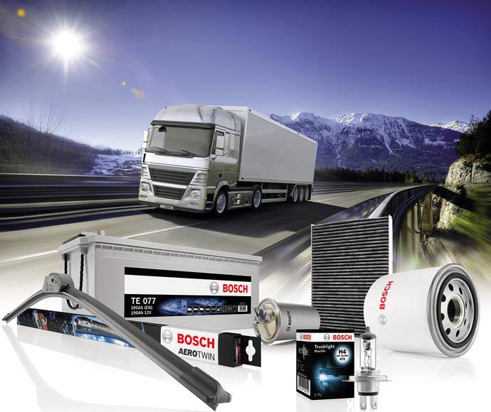 Bosch lanza una nueva campaña de piezas de recambio