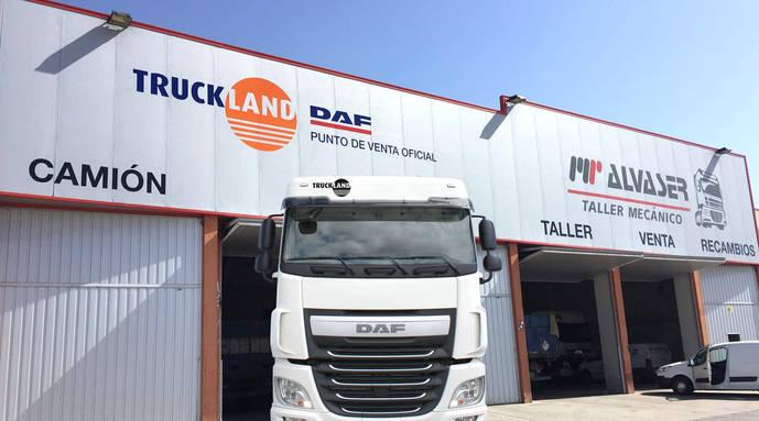 Nuevo punto de venta oficial Truckland en Segovia