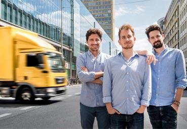 Trucksters avanza con su crecimiento y abre una delegación en Valencia