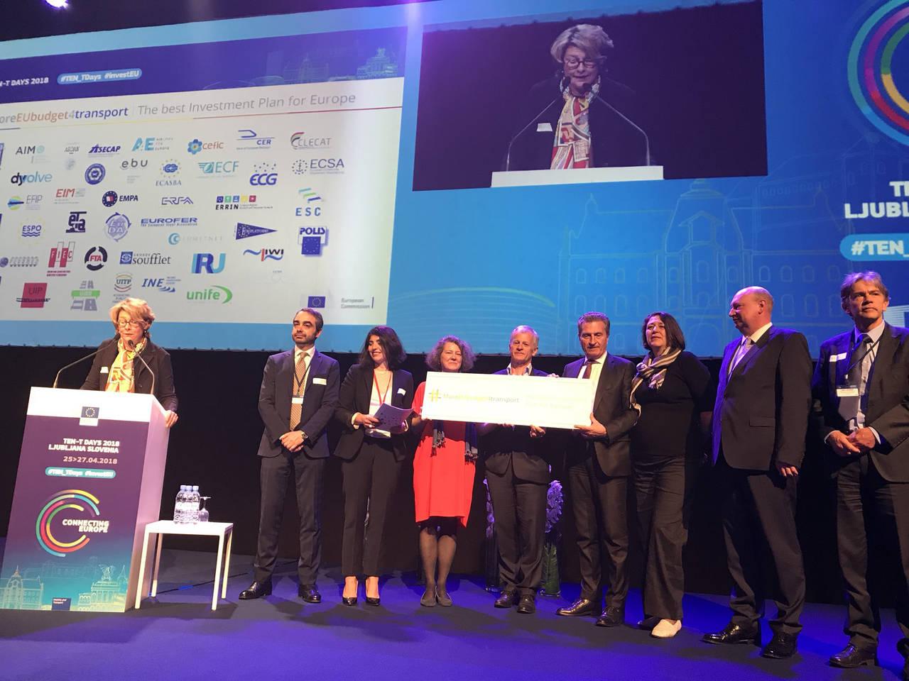 La UETR solicita una mayor inversión en infraestructuras