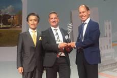 El proyecto ElectriCity de Volvo en Göteborg es galardonado por la UITP