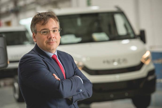 Unai Sáez nuevo director de RRRHH de la planta de CNH Industrial en Valladolid