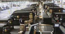 hub logísitco de UPS