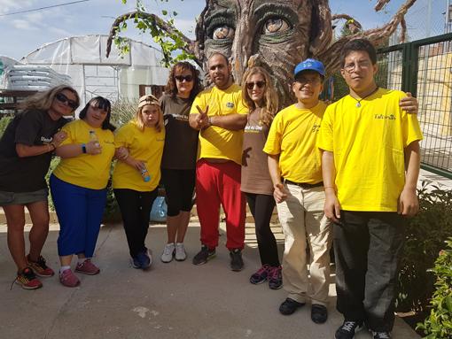 UPS participa en el Mes del Voluntariado Global