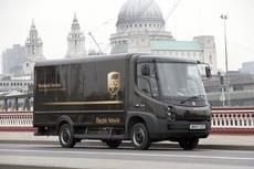 UPS adapta su red de suministro a Londres