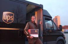 UPS es ahora más rápido desde España