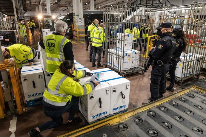 UPS, ya forma parte de la cápsula del tiempo 'Archivo Covid'