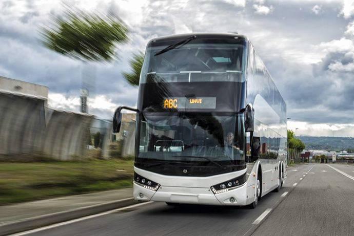 Unvi anuncia sus propuestas para Busworld 2017