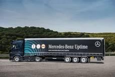 Hace ahora un año que Mercedes lanzó Uptime.