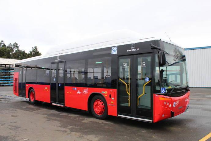 Monbus completa su renovación de flota de 2015 con nuevas unidades