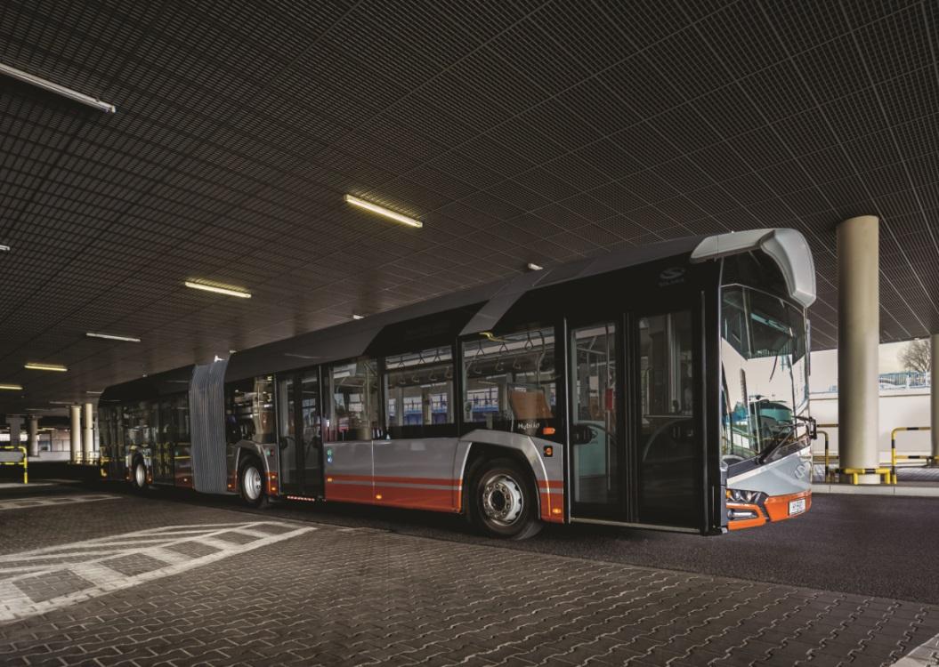 Solaris presenta su autobús propulsado por hidrógeno