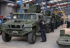 Allison equipa los nuevos Vamtac de las Fuerzas Armadas