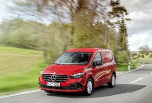 La nueva Citan de Mercedes-Benz, gran propuesta en furgonetas