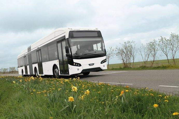 VDL Bus & Coach entregará 43 Citeas Electric a Qbuzz
