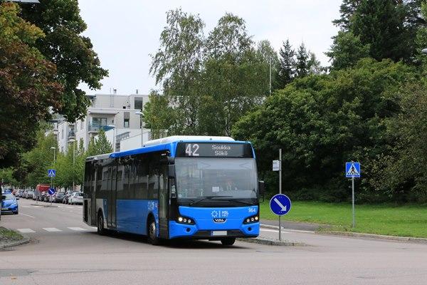 La empresa Pohjolan Liikenne hace un nuevo pedido de Citeas LL.127