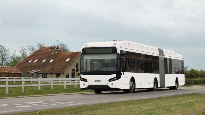 GVB Amsterdam proporcionará transporte de cero emisiones en 2025