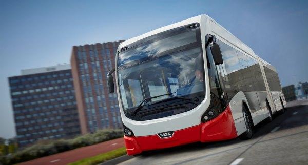 VDL Bus & Coach realiza una super entrega de Citea eléctricos
