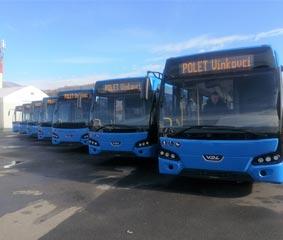 VDL entregará 59 Citeas para la línea de bus de Estocolmo