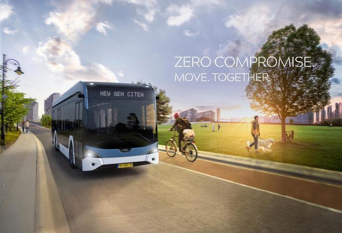 Nuevo compromiso VDL Bus & Coach: transporte público sostenible