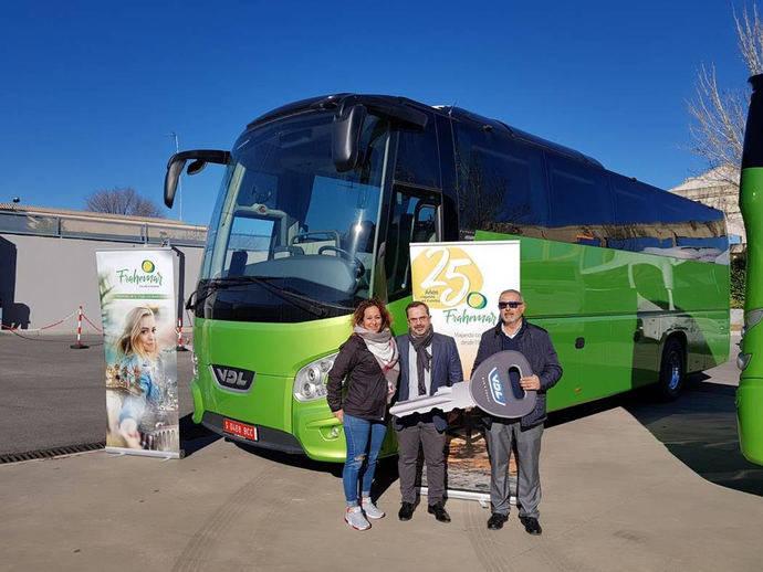 Autocares Frahermar apuesta y confía en VDL