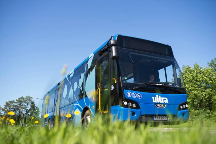 VDL Bus & Coach entrega 25 Citea a Transdev Sverige